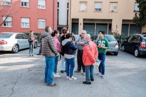 giovani giornalisti Pilastro