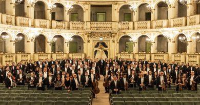 L'orchestra del Teatro Comunale al Pilastro