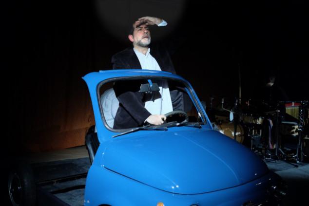 Bruno Nataloni in Memorie di un clown; gradito ritorno al Pilastro