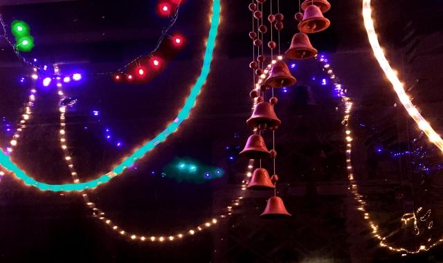 Le luci magiche del nostro Natale