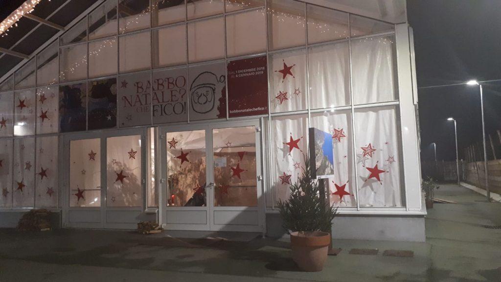 Percorso Babbo Natale.Babbo Natale Arriva A Fico Pilastro Bologna