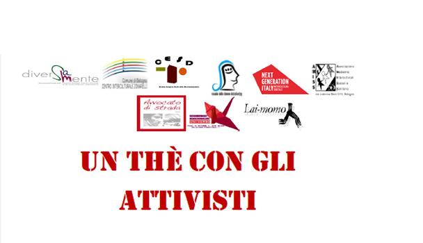 """""""Un the con gli attivisti"""": la narrazione della migrazione fatta dagli attivisti migranti"""