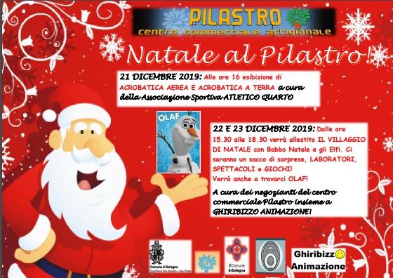 Natale al Centro Commerciale del Pilastro – Pilastro Bologna